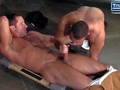 Eddy CeeTee and Nick Capra Bang In the Garage