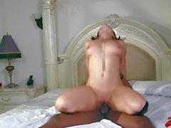 BBC for Horny Slut Lea Lexis