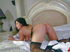 BBC para Horny Slut Lea Lexis