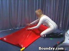 Hot Mistress Gifs A Handjob