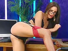 Ella Jolie Slutty school teacher