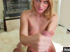 Amazing pov blowjob with Madison Ryder