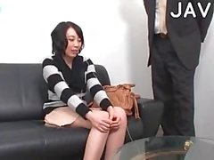 Japanese gal pussy fingered