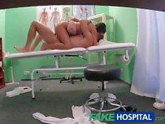 FakeHospital Doctor fode sua ex-namorada