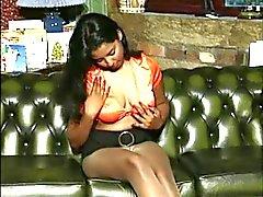 British Indian Girl Priscilla Masturbating