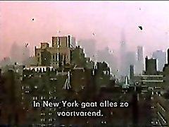 Blue Ecstasy in New York - 1980
