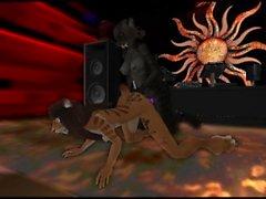 Yiff Stars Episode 9 - Dirty Dancing