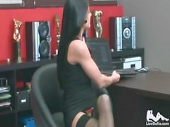 Sofia Cucci - On office desk
