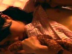 Chica japonesa solo en casa 25 Voyeur spycam oculta