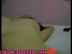 Follando Nena Con bragas rosadas - Fucking Sexy Teen With Pink Panties