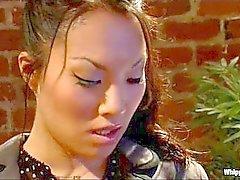 Asyalı Lezbiyenler Aşk White Girls
