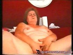 Velvet Swingers Club Granny Bday bash gangbang party