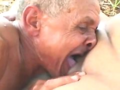 Mature Bbw Masturbation Outdoor