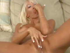 mature with juicy pussy amp hard nipples solo