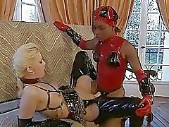 German interracial threesome