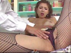 Mai Kuroki hardcore sex moments in the - More at 69avs