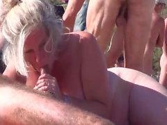 when nudists get horny