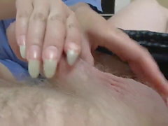 Long nails hn ,cum
