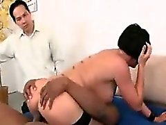 Husband Montres Wife Get Fucked