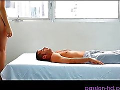 Holly Michaels passionate anal creampie