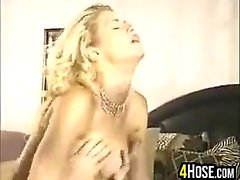 Blonde MILF Getting Fucked