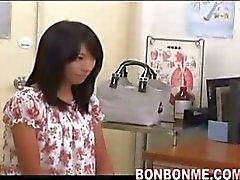 Obstetricia y Ginecología de médico de follan que su paciente del milf 05