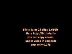 Silvia Saint 25 clips (1.66Gb) Aqui bit.lyssilv