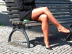 sexiga nylonstrumpor tyskland