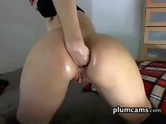 Inget ljud Anal Sex Gaping Asshole Ass Fisting