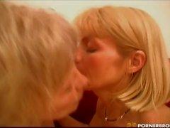 Seeking Old Blonde Woman!