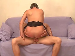Hot russian mommy acquires drilled worthwhile!