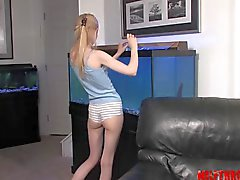 18 year old pornstar surprise anal