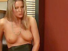 Samantha Jolie Fucked By A Dildo