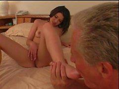Ann Marie Rios with Randy West 2