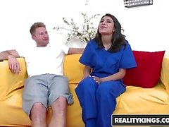 RealityKings - 8th Street Latinas - Levi Cash Miya Stone - L