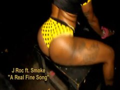 A Real Fine Song J Roc ft. Smoke (HD)