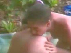 Beautiful Lesbians In Paradise Classic