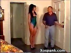 Sexy Bondage Hoe Spanked Vilt
