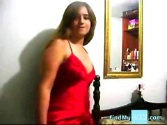 knubbig tonåring - brasiliansk tjej