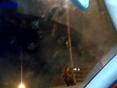 nuevas aventuras desnudos dentro del coche
