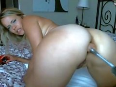 Extreme milf blonde amateur hardcore huge toys insertions