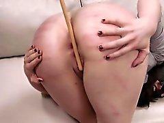 besonders Hardcore BDSM Seil Geschlechtsverkehr mit Analaction