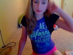 homemade striptease video