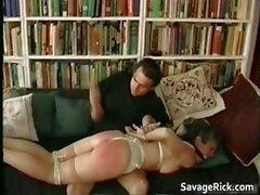 Kinky MILF tuhaf esaret Part5 seks kölesi olduğunu
