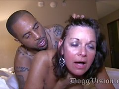50 Yr Old Swinger Wife GILF Makes a Porno