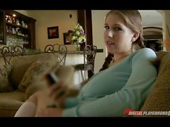 Giant boobs babe Alex Chance screwed up