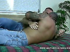 Muskel Daddy Fucks his mognar Fit Friend