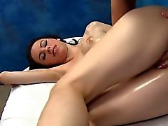 Sexy pussy brutal anal gangbang