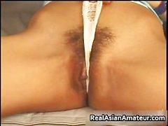 Orny asian beauty plugs two massive part6