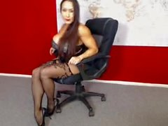 Denise На веб-камера 3-24-2015